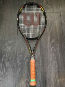 Wilson-Pro-Staff-6-1-25TH-Anniversary-Edition-Tennis-Racket-Grip-3-New