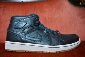 e8223dd0b90fc8 New Men s Air Jordan 1 Mid Nouveau Anti Gravity Machines 629151-404 ...