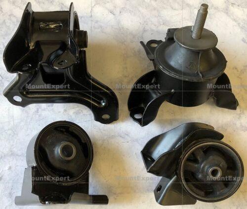 4pcSet Motor Mounts fit 2005-2010 Kia Sportage 2.7L Engine A//T M//T Trans Mount