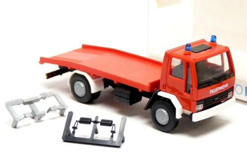 Rietze 60104 Ford Cargo LKW Feuerwehr Abschlepper Abschleppwagen neutral 1:87 H0