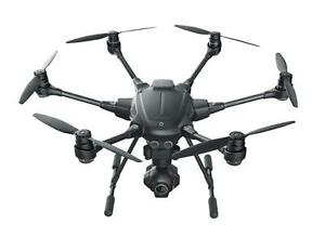 Yuneec Typhoon H PRO drone with C-GO3 4K Gimbal 2 Batterys ST16 Backpack