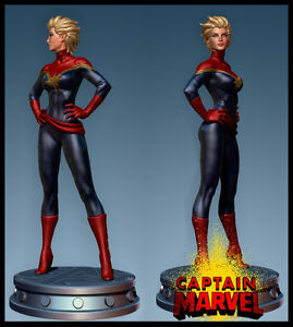 captain marvel information
