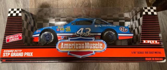 Richard Petty STP Grand Prix - 1:18 Scale Die Cast Car | American Muscle ERTL