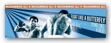 BOXING POSTER Muhammad Ali Float Like A Butterfly