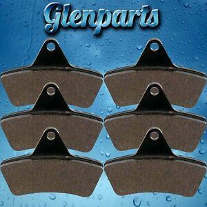 4X4 1996-1998 Rear Brake Pads For Arctic Cat Bear Cat 454 2X4 1997 1998