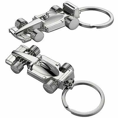 Peugeot Lion Keyring NEW UK Seller Boxed or UnBoxed Key Ring Chain Silver Badge