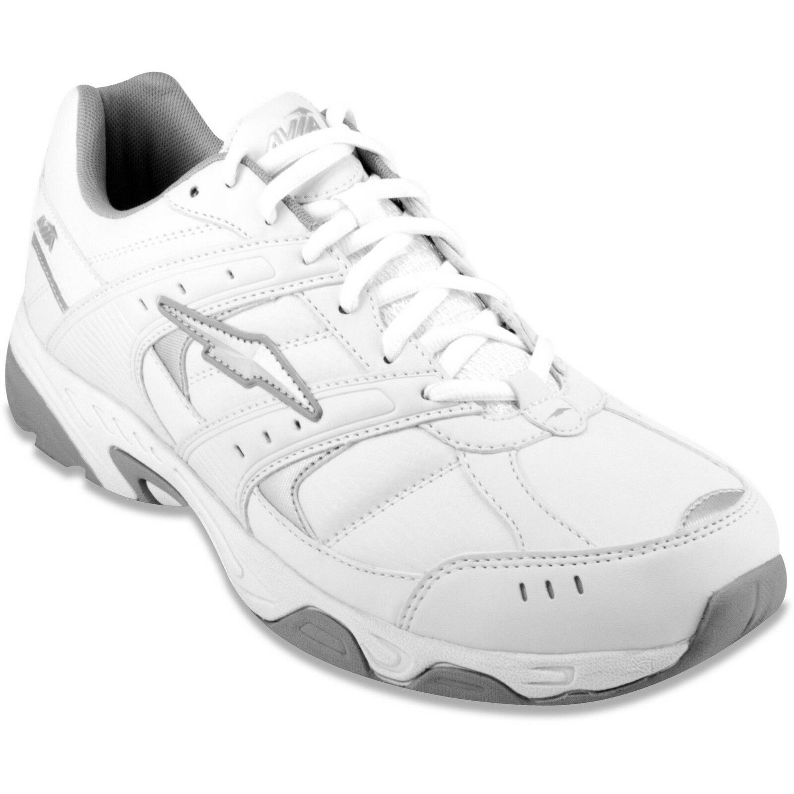 New in Box, Avia hommes Peter Walking Athletic Sneakers US hommes Chaussures Size-9 WIDE