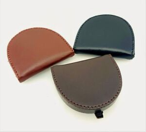 MEDIUM-REAL-LEATHER-LORENZ-MENS-COIN-TRAY-WALLETS-PURSE-1590