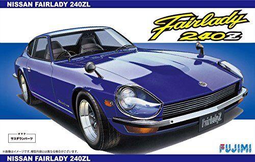 Fujimi model 1 24 inch up series No.60 Fairlady 240ZL plastic model ID60