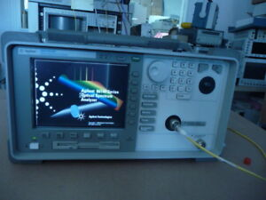 Agilent-86145B-Optical-Spectrum-Analyzer-86142B-AQ6317B-AQ6370