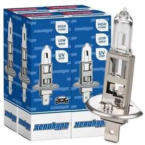 4x-h1-xenohype-premium-halogene-voiture-Lampe-ampoule-12v-55-watt-p14-5s