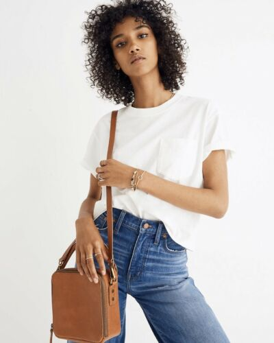 Madewell Square Satchel Bag
