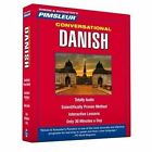 Pimsleur Danish Conversational Course - Level 1 Lessons 1-16: Learn to Speak and Understand Danish with Pimsleur Language Programs by Pimsleur (CD-Audio, 2015)