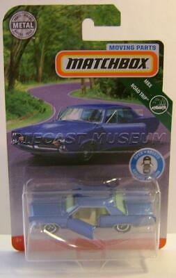 Matchbox Moving Parts ~ /'64 PONTIAC GRAND PRIX ~ MBX Road Trip
