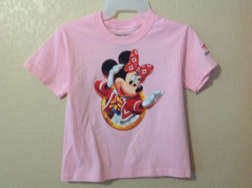 L /& XL From Disney Cruise Line Mickey And Friends T-Shirt Girls Size M