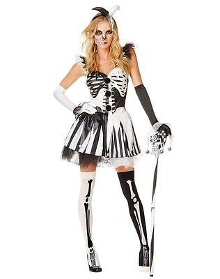 Skeleton sexy Womens Costume – Spirit Halloween  Costume