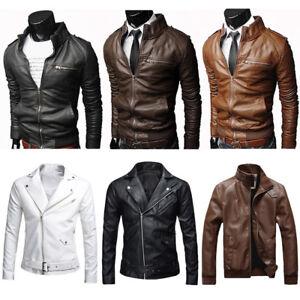 Großhandel Moto Biker Mantel Männer Lange Leder Kaschmir PU Jacke Wintermantel Herren Blazer Smart Casual Slim Fit Mode Jacke Parkas Von Foisona,