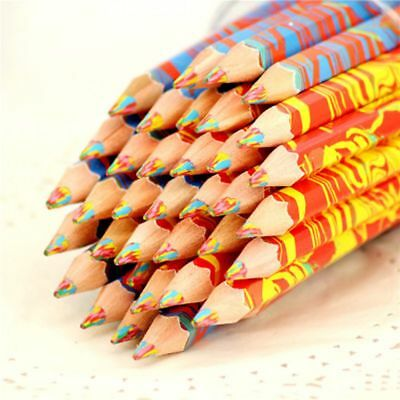 Art Drawing Rainbow Pencil Colored Pencils Pencil Graffiti ...