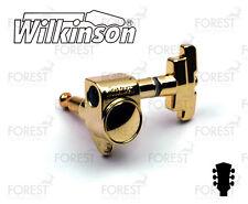 Wilkinson® WJ-309 machine heads imperial deco style gold, 3L+3R