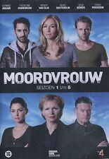 Moordvrouw : Seizoen 1 t.e.m. 5 (15 DVD)