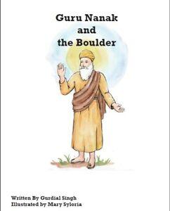 Guru-Nanak-And-The-Boulder