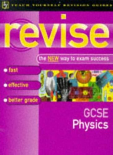 1 of 1 - GCSE Physics (Teach Yourself Revision Guides (TY04)) By Jim Breithaupt, Tony Bu