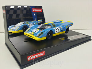 Slot-Car-Scalextric-Carrera-Evolution-27552-Porsche-917K-1000Km-Nurburgring-1970