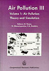 Air Pollution: 3rd: Proceedings of the 3rd International Conference on Air Pollution, 26-28 September 1995, Porto Carras, Greece by WIT Press (Hardback, 1995)