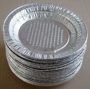 ONE-LOT-OF-30-ALUMINUM-PAN-PLATES