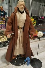 Star Wars Obi Wan Kenodi 1/6 Sideshow Hot Toys and Emperor Palpatine