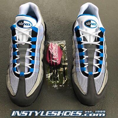 Nike Air Max 95 '99 White Crystal Blue