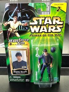 Bespin Guard 2001 Power of the Jedi POTJ Star Wars Action Figure