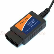 ELM327 V1.5 OBDII OBD2 CAN-BUS USB Auto Car Interface Diagnostic Scanner Tool