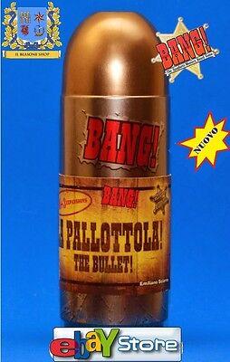 Bang La Pallottola DELUXE Edition Italiano - DvGiochi Base + 3 Espansioni BULLET