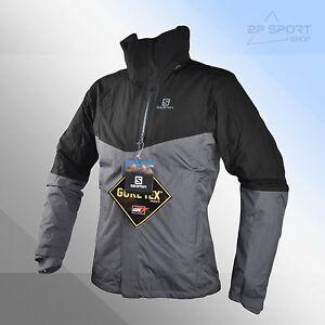 Details Cyclone Jacke Outdoorjacke 3 Salomon Winterjacke Schwarzgrau 1 Zu L36748400 Herren w0PnkO