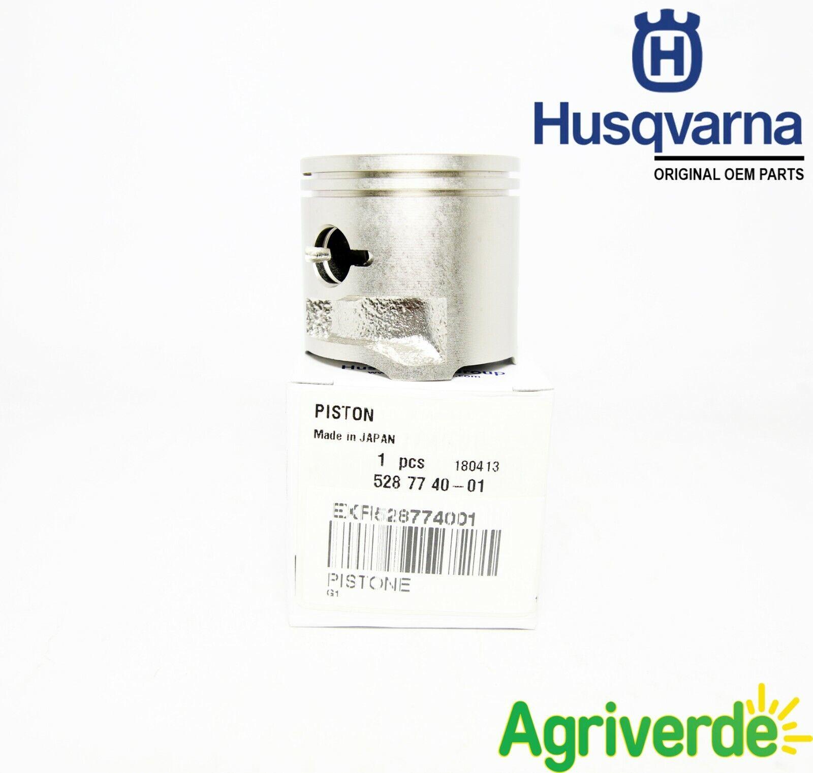 in vendita scontato del 70% Pistone Pistone Pistone per Decespugliatore Husqvarna 253R 253RJ 553RS 528774001  prezzi all'ingrosso