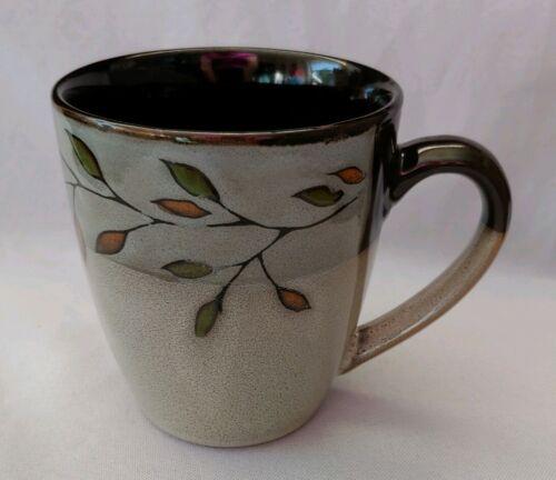 """4/"""" PFALTZGRAFF PASTORAL LEAVES COFFEE CUP MUG S"""