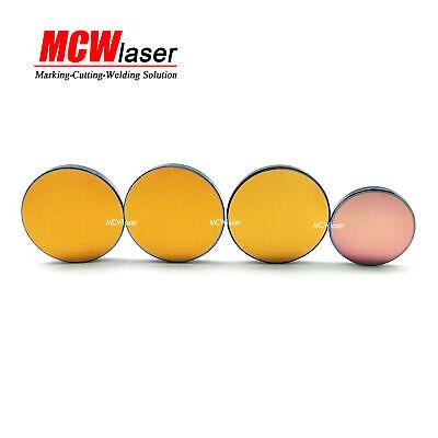 3x Si Mirrors 1x HQ Znse Lens for 80w-150W CO2 Laser Engraver Cutter Machine