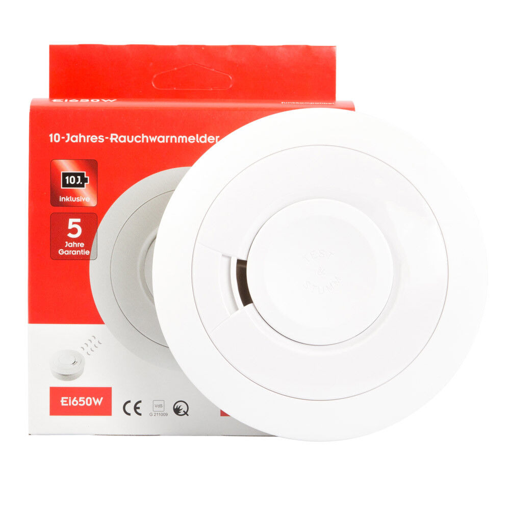 Rauchmelder Ei Electronics Ei650w Funkvernetzbar Günstig Kaufen Ebay