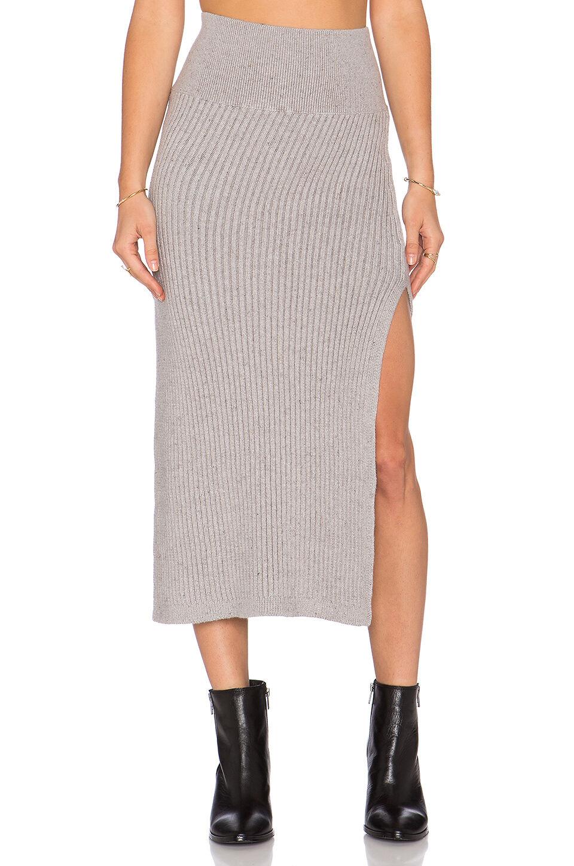 NWT Free People Felix Rib Maxi Skirt Retail  128