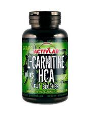 ACTIVLAB L-Carnitine HCA Plus Slimming Diet FATBURNER Fat Weight Loss 50 caps.