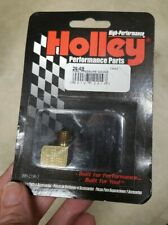 Holley 26-184 Black O-Ring Port Fitting