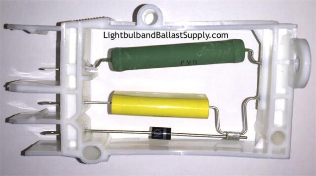 NEW /& Unused 35-216702-10 150-400W HPS 100V Lamp Ignitor or Starter G.E Co