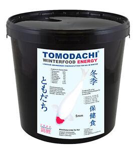 Nourriture d'hiver Koi, nourriture d'énergie Koi, nourriture d'évier, seau de spiruline 5mm 3kg