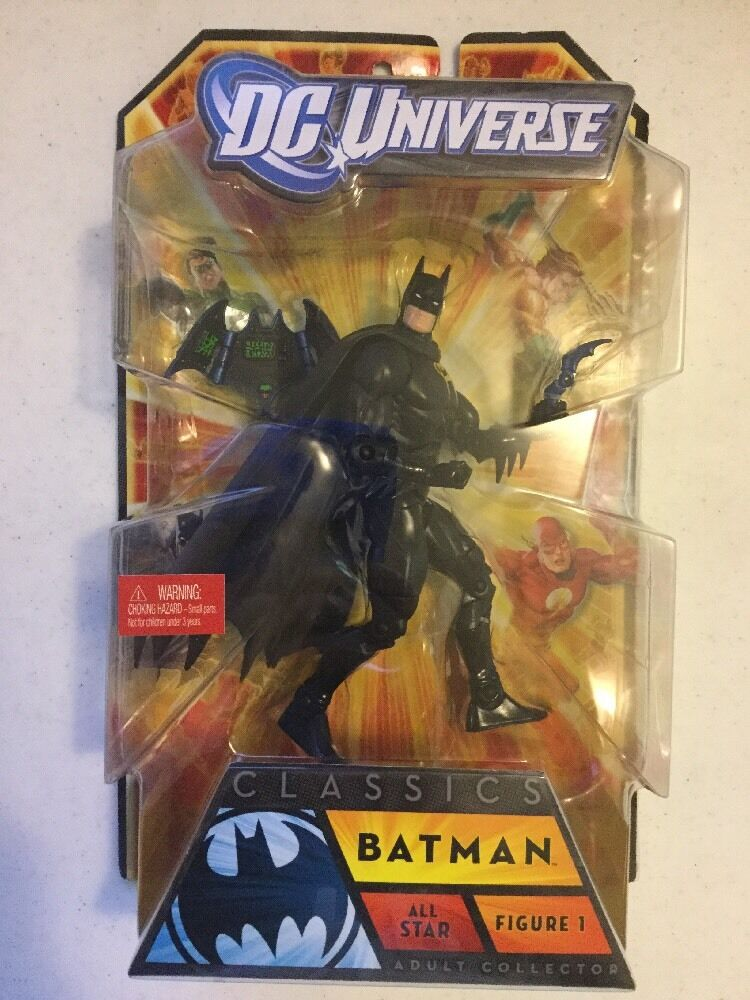 DC Universe Classics All Star Batman Figure 1