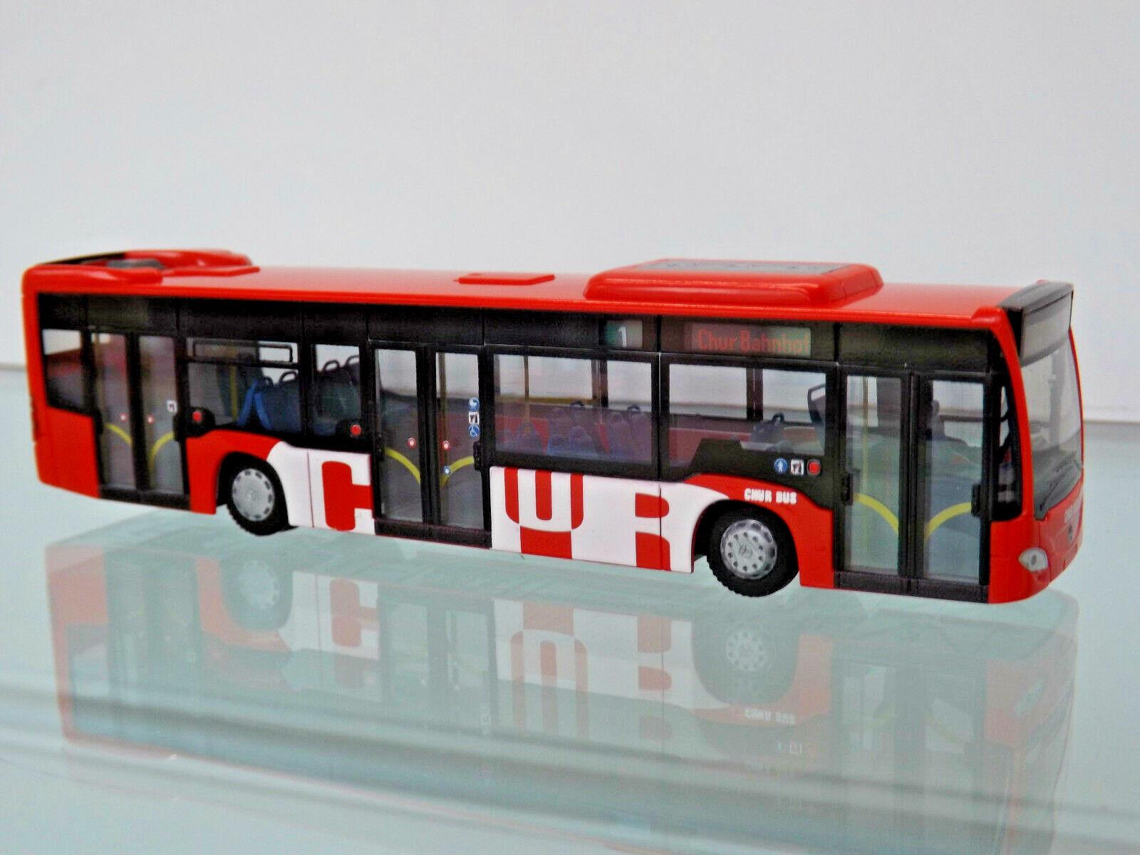 Rietze 73440 - - - 1 87 - bus-MB Citaro '15 COSC bus (CH) - nuevo en caja original 049647