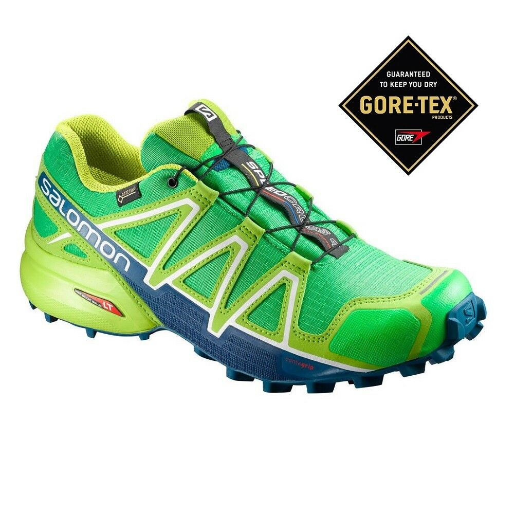 Salomon Speedcross 4 GTX 48 48 48 Herren Trail Running Schuhe Gore-Tex NEU 159,95 fc45b3