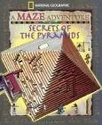 Secrets of The Pyramids a Maze Adventure 9780792269380 by Graham White