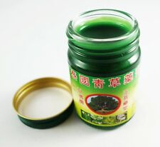 50g PHOYOK THAI GREEN HERBAL BALM OINTMENT MASSAGE MUSCLE PAIN ACHES INSECT BITE