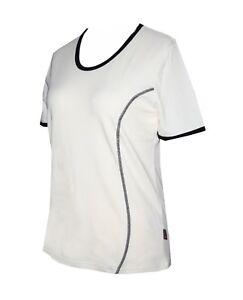 Schneider Sportswear Damen Shirt Pulli T-Shirt Sportshirt Pullover Gr. 40 creme